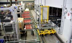 Teilelager - automatisiert
